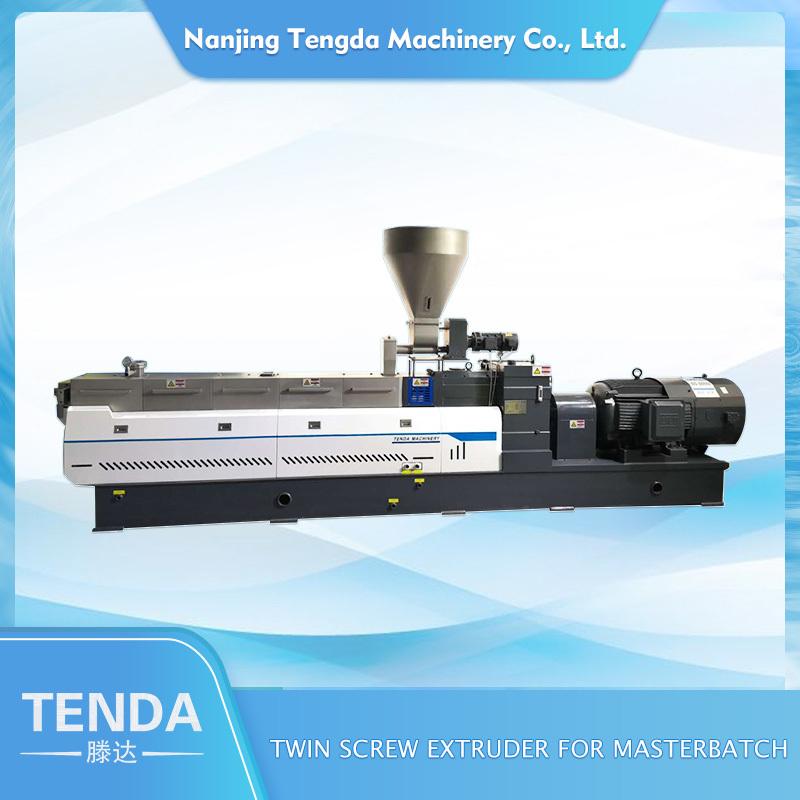 Wholesale TDH Twin Screw Extruder Machine for Masterbatch