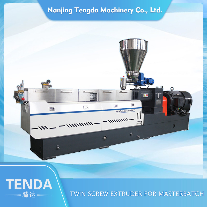 TENGDA Top profile extrusion company for PVC pipe-1
