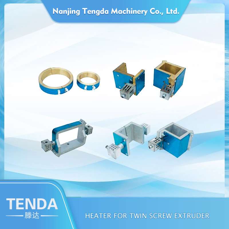 Heaters for Twin Screw Extruder Barrel Parts Manufacturers