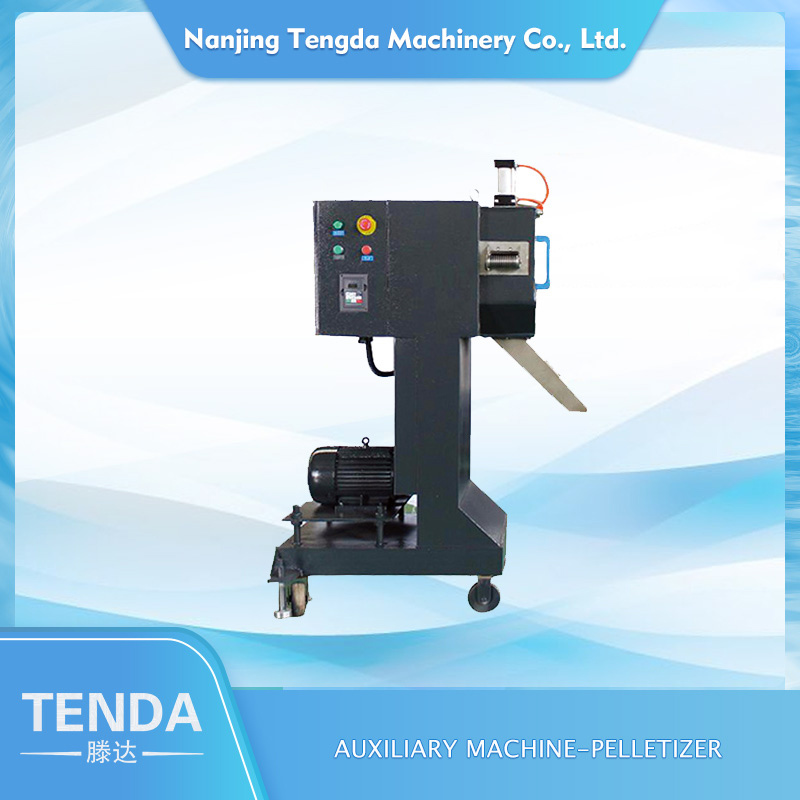 Twin Screw Extruder Machine Plastic Pelletizer Manufacturers