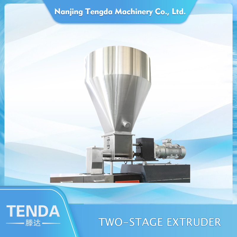 TENGDA polythene extruder machine manufacturers for PVC pipe-2