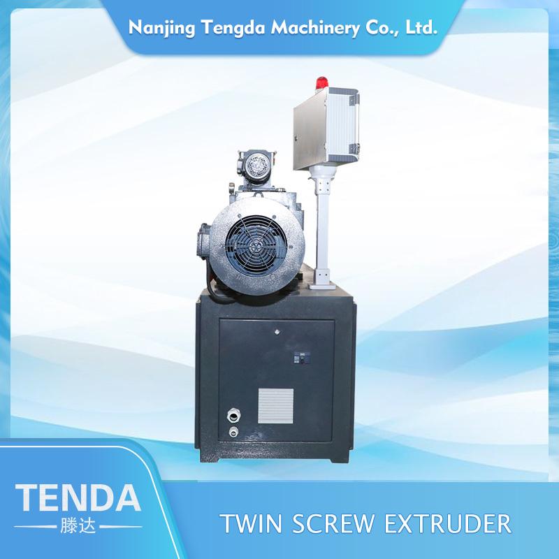 TSH-40 mini plastic granules making machine