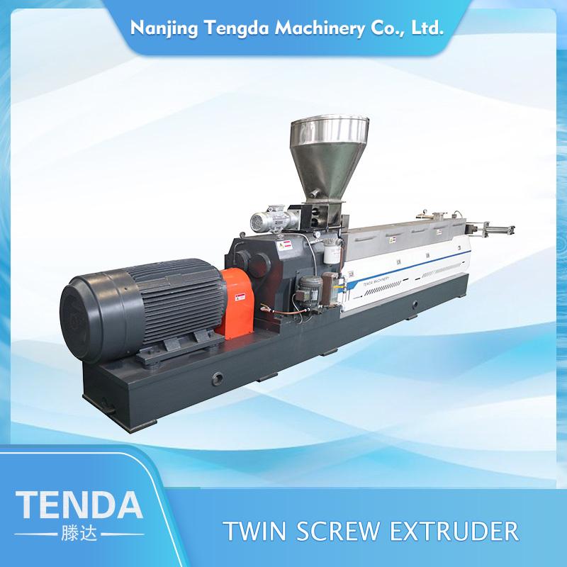 TSH-75 Plastic granules extruder machine