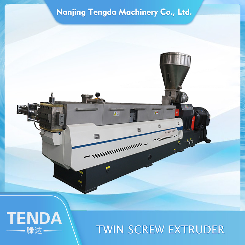 TENGDA Top pvc extruders manufacturers for food-1
