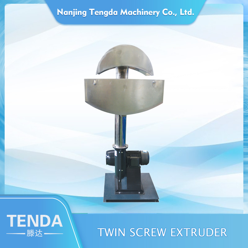 TENGDA Custom pvc pelletizer suppliers for plastic-1