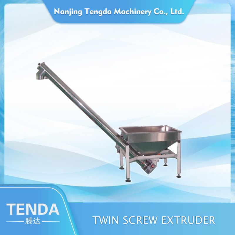 Twin Screw Side Feeder for Automatic Loading Manufacturers