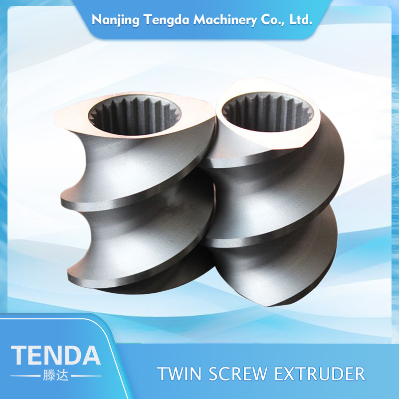 TENGDA extruder machine parts manufacturers for PVC pipe-1