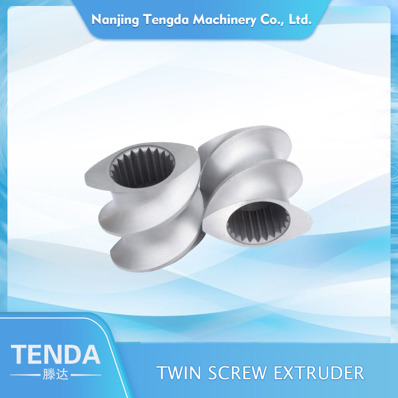 TENGDA extruder machine parts manufacturers for PVC pipe-2