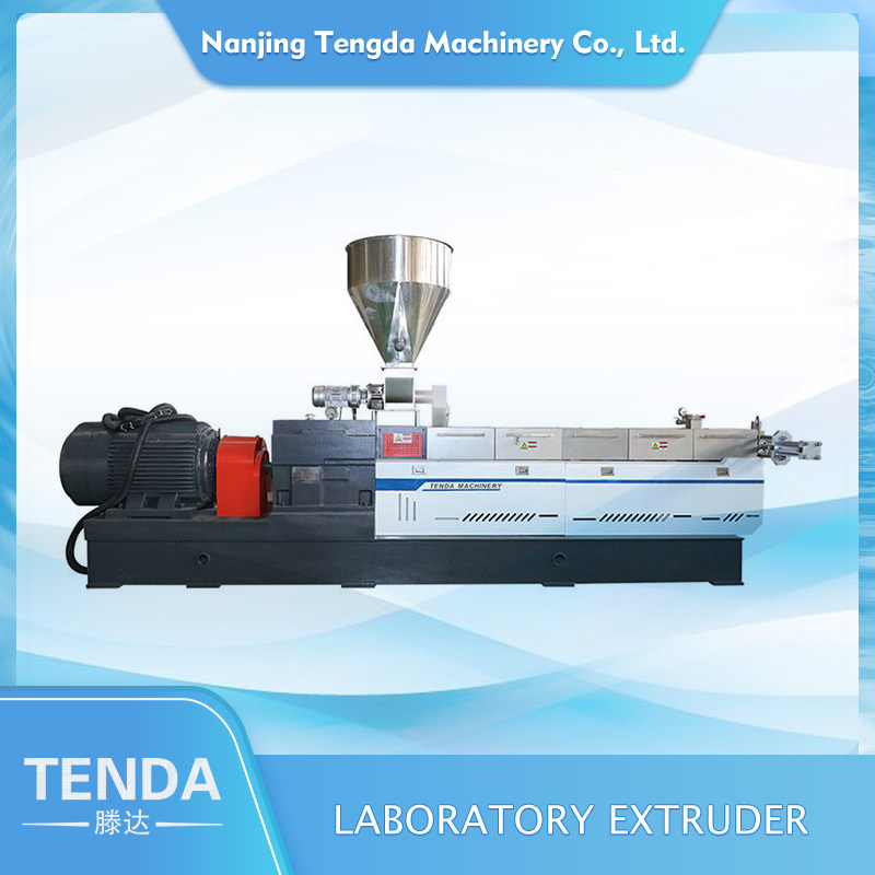 TSH-52B Polymer Compounding Twin Screw Extruder Machine
