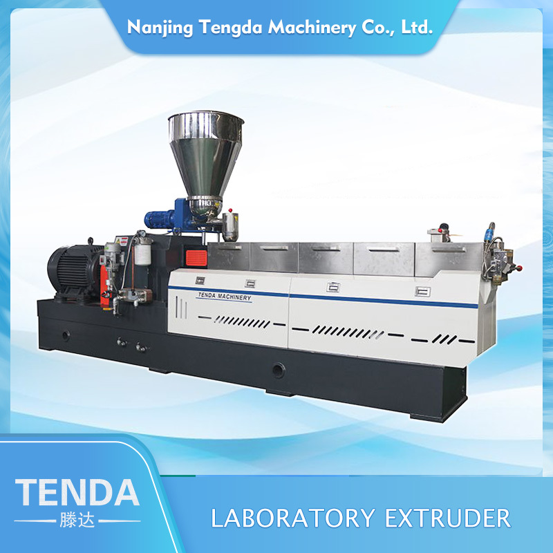 Parallel Co-rotating Twin Screw Extruder Machine Manufacturers