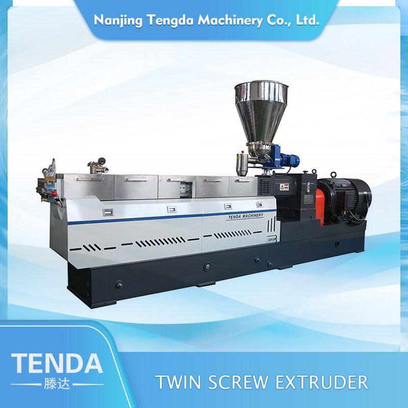 TENGDA New rubber extruder company for clay-2