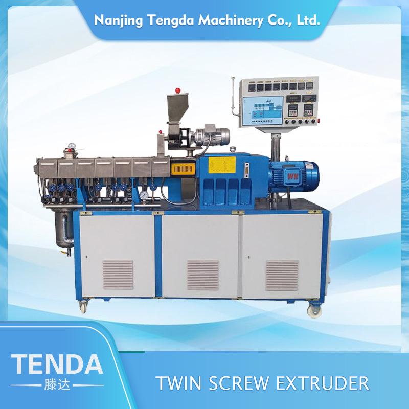 TSH-20 Lab Scale Small Twin Screw Extruder Machine