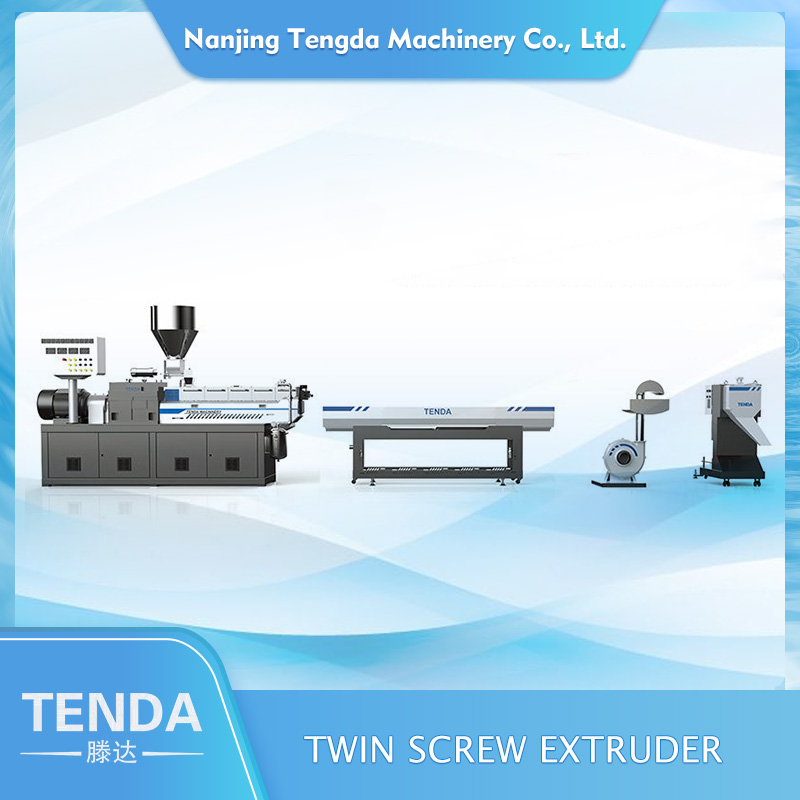 TENGDA Top tsh laboratory extruder manufacturers for plastic-1