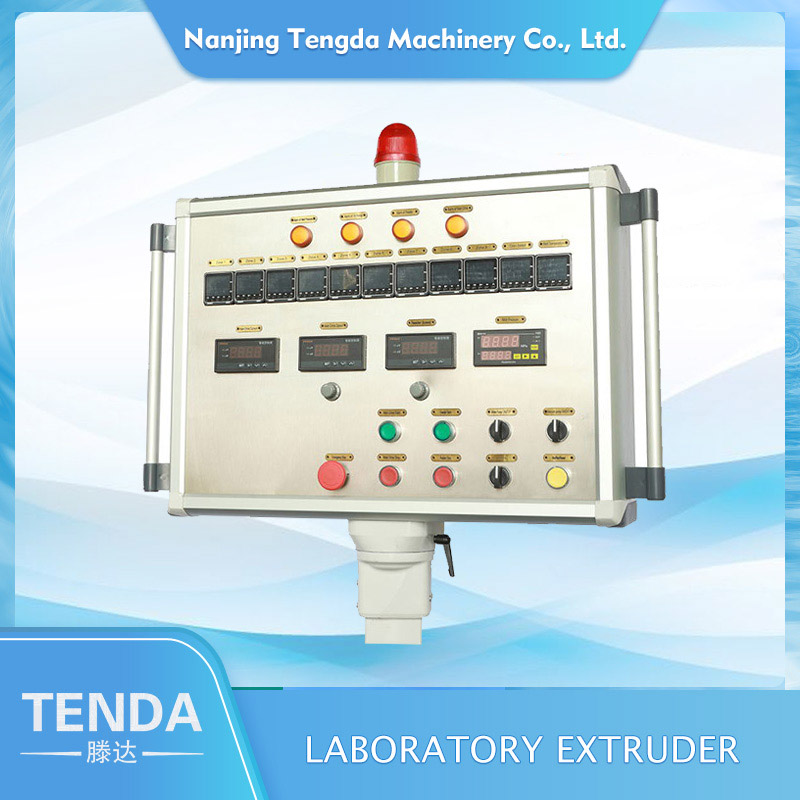 TENGDA pp film extruder supply for PVC pipe-1