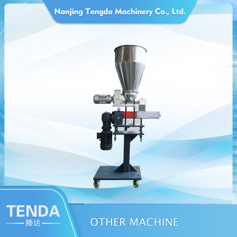 TENGDA plastic pelletizer company for PVC pipe-1