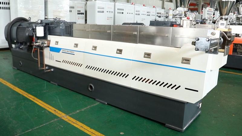 TDH65 High Torque Twin Screw Granulator Machine Manufacturers