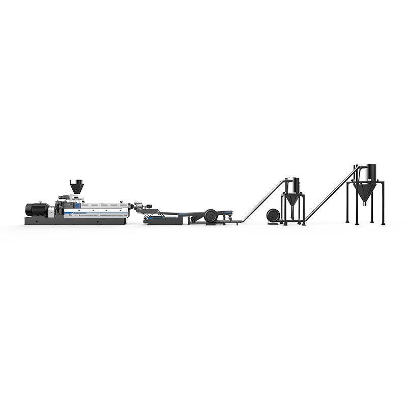 Carbon Black MasterBatch Extruder Machine