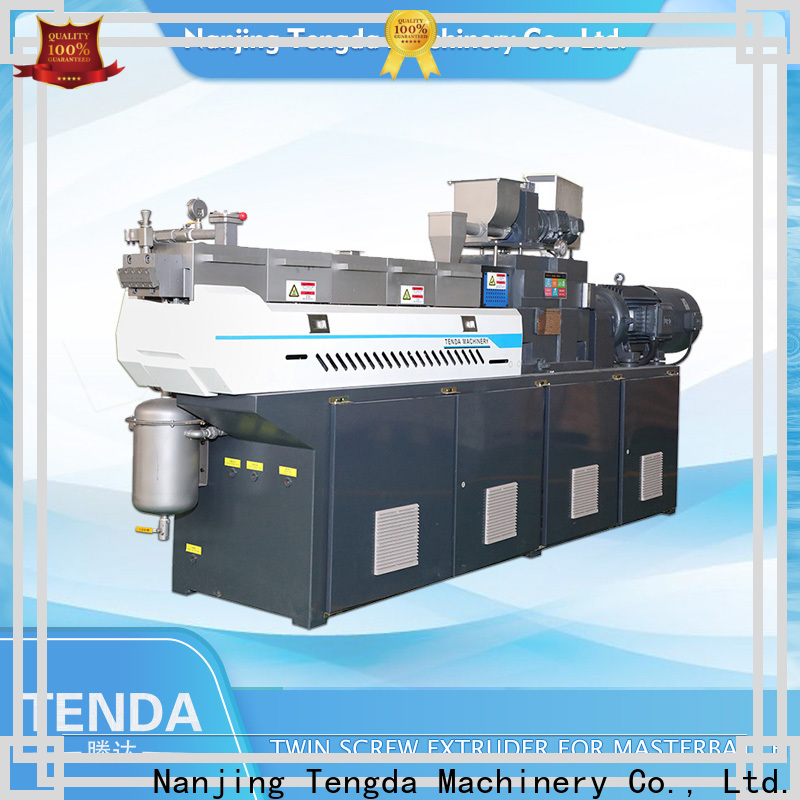 TENGDA laboratory extruder price company for clay