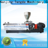 TENGDA Best screw extruder machine factory for plastic