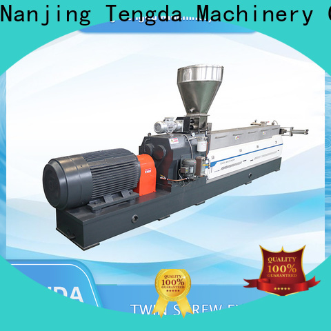 Latest twin screw food extruder for business for PVC pipe