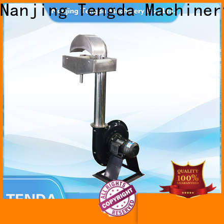 TENGDA Custom pvc pelletizer suppliers for plastic