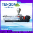 TENGDA small plastic extruder factory for PVC pipe