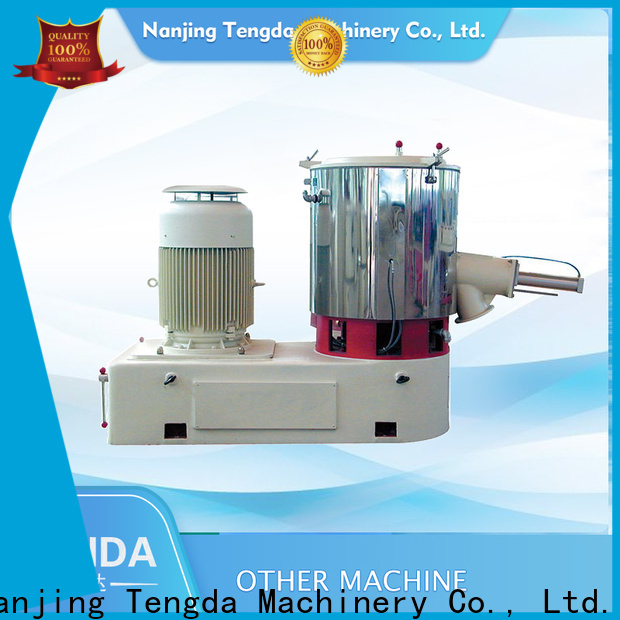 TENGDA powder mixing machine manufacturers for business for food