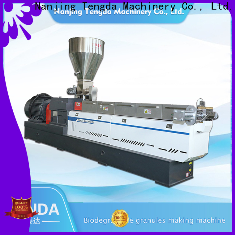 TENGDA Top extrusion systems company for food