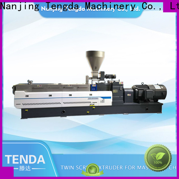 TENGDA New blown film extrusion suppliers for PVC pipe