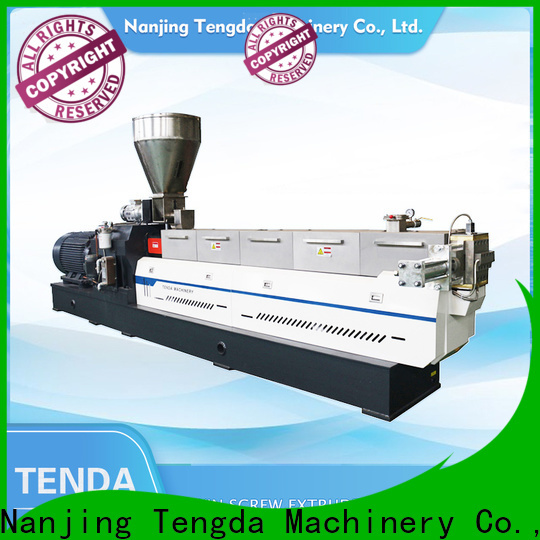 TENGDA Best multi screw extruder suppliers for PVC pipe