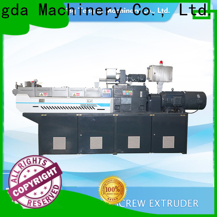 TENGDA lab scale twin screw extruder manufacturers for clay