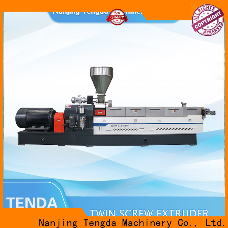 Custom extruder machine process suppliers for plastic