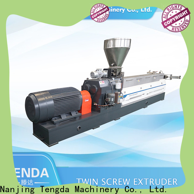 Best screw extruder machine for business for PVC pipe