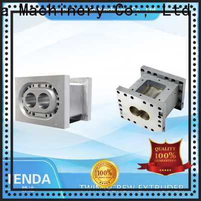 TENGDA New extruder spare parts company for PVC pipe