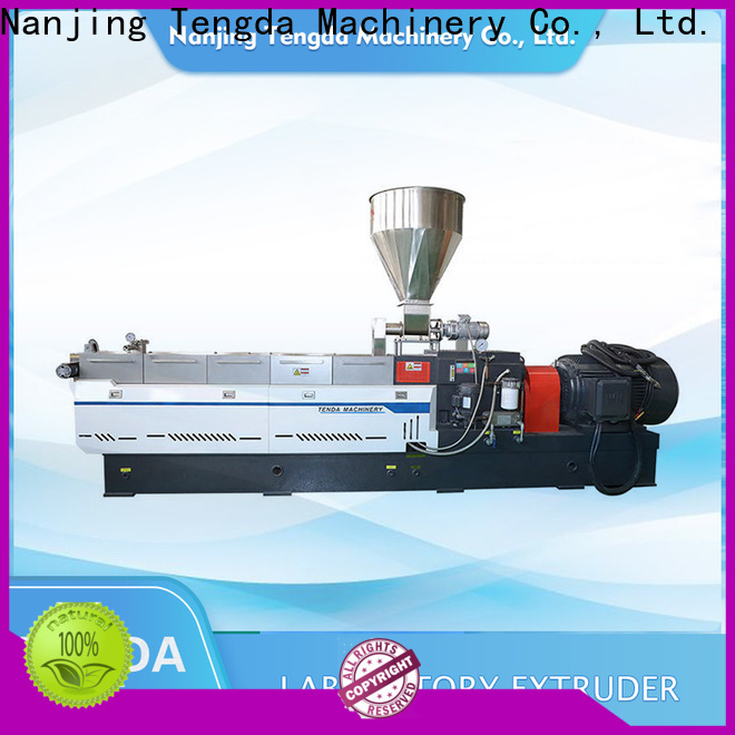 TENGDA High-quality vinyl extrusion manufacturers for clay