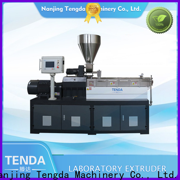 TENGDA High-quality tsh-plus laboratory extruder company for clay