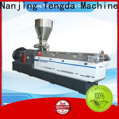 Best waste plastic extruder manufacturers for food