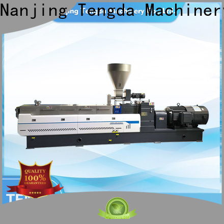 TENGDA Top profile extrusion company for PVC pipe