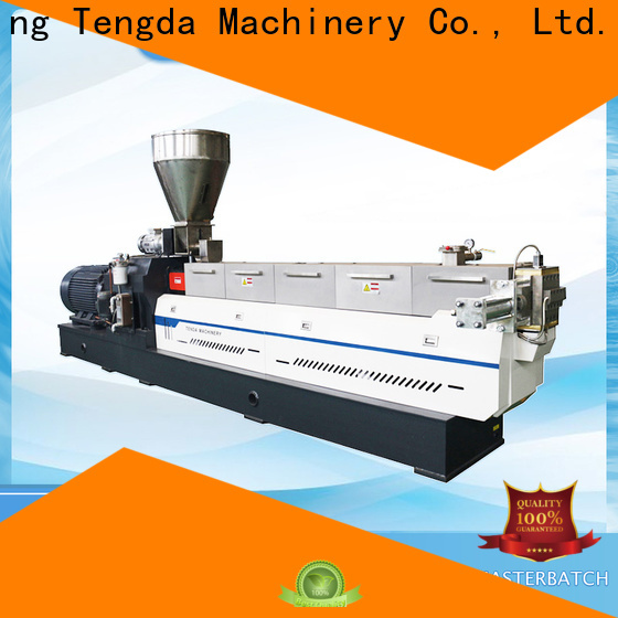 TENGDA Latest buy twin screw extruder supply for plastic