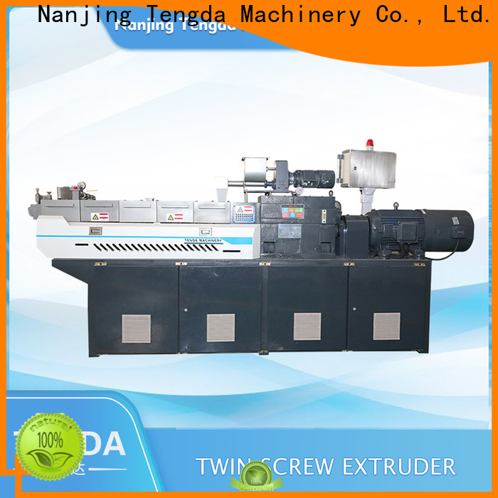 TENGDA lab extruder for sale factory for plastic