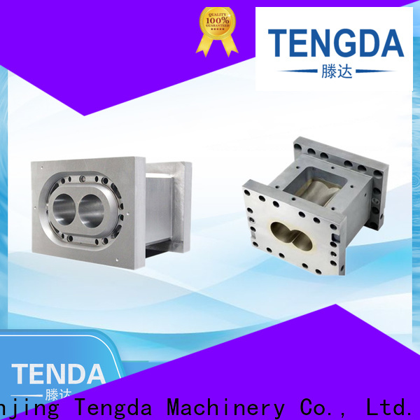 TENGDA Top extruder machine parts company for plastic
