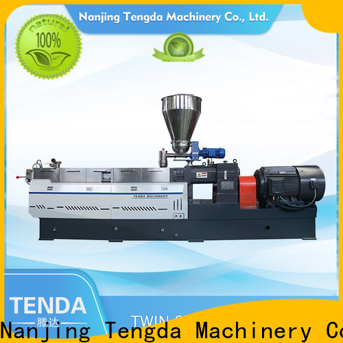 TENGDA New rubber extruder company for clay