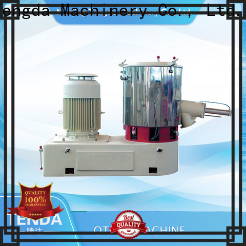 TENGDA small screw feeder suppliers for clay