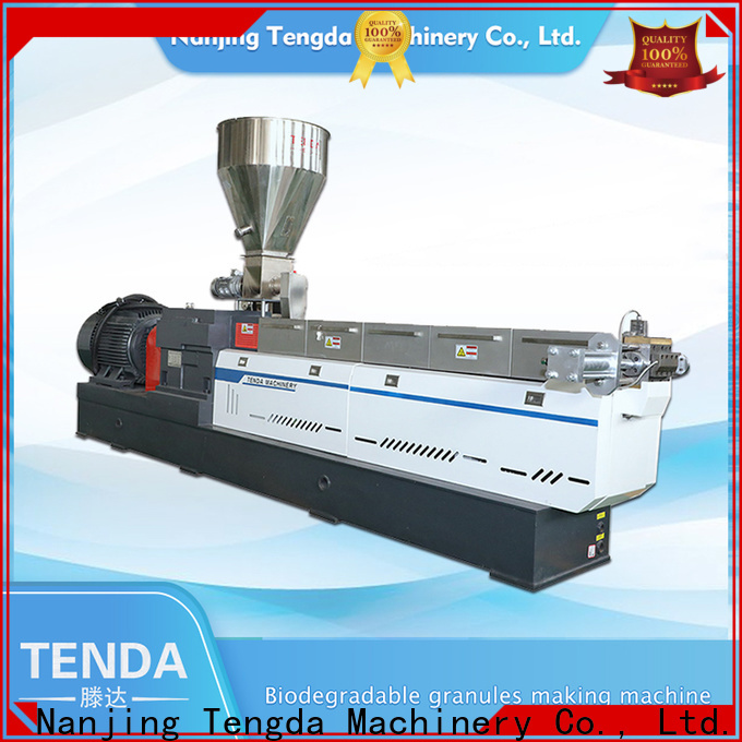 Best extruder machine working company for PVC pipe