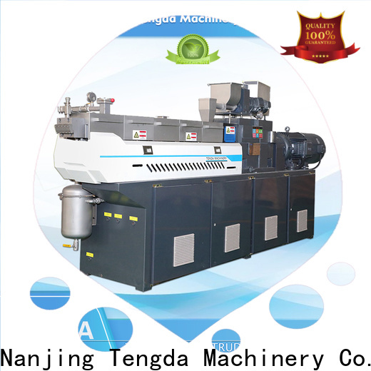 TENGDA tsh-plus laboratory extruder supply for plastic