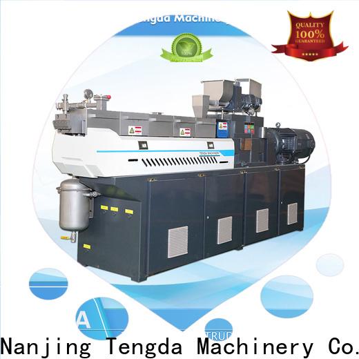 TENGDA tsh-plus laboratory extruder supply for plastic