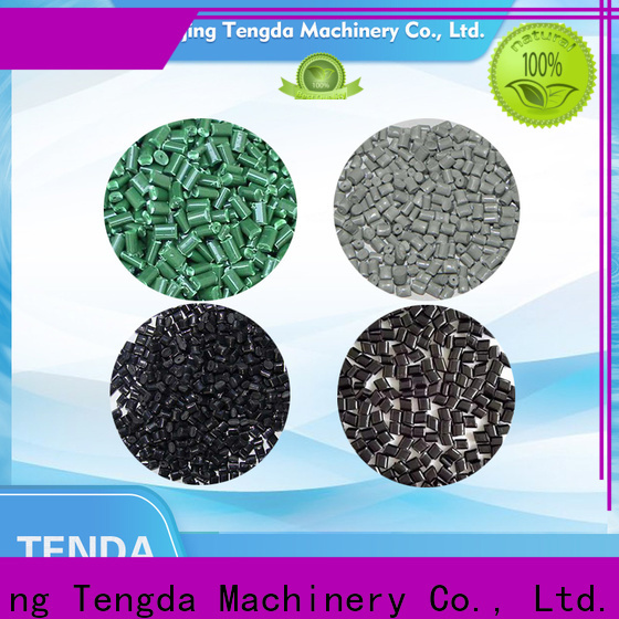 TENGDA planetary extruder description manufacturers for PVC pipe