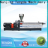TENGDA High-quality tsh twin screw extruder company for plastic