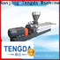 Latest twin screw food extruder factory for clay