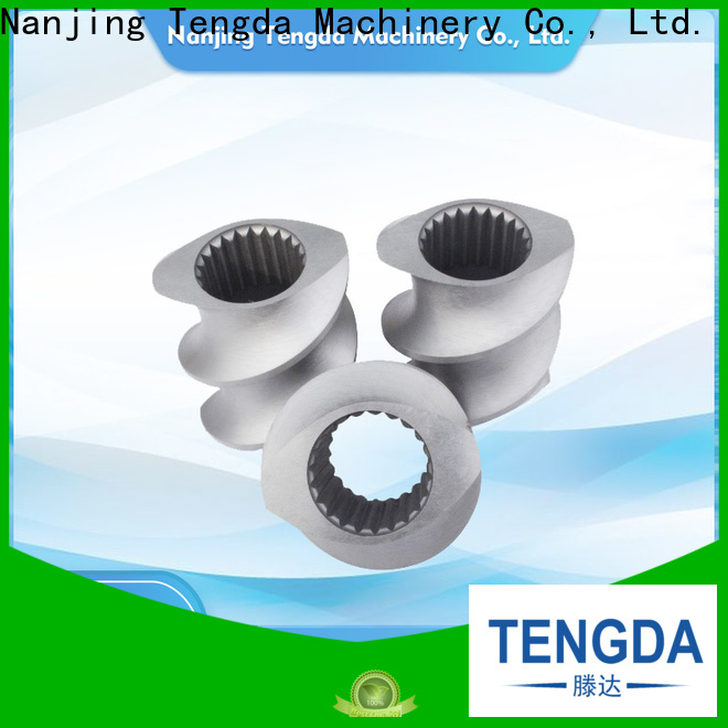 TENGDA High-quality parts of extruder factory for food